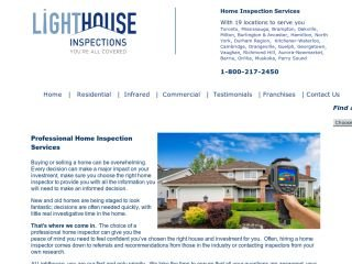 Lighthouse Inspections , 2359 Royal Windsor Drive , 12, ON, Mississauga