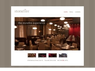 Stonefire Bar & Grill, 8700 Bathurst Street , Unit 10, ON, Thornhill