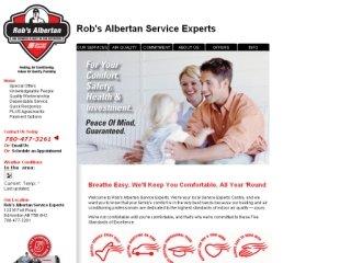 Rob Albertan Service Experts, 12235 Fort Rd NW #42 , AB, Edmonton