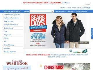Sears Department Store, 11100 51st Avenue , AB, Edmonton