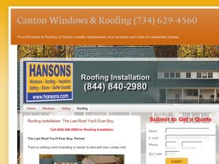 Ford Windows & Roofing of Canton, - , MI, Canton