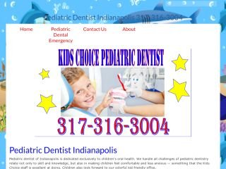 Pediatric Dentist Indianapolis, 5356 Hillside Ave , IN, Indianapolis