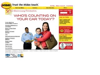 Midas Auto Svc Experts, 2930 Finch Avenue East , ON, Scarborough