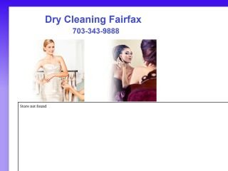 Dry Cleaners Fairfax VA, - , VA, Fairfax