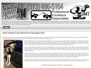 Detroit Metro Towing, - , MI, Detroit