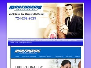 Martinizing Dry Cleaners McMurray PA, - , PA, McMurray