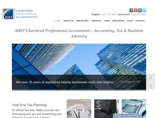 MMT Chartered Professional Accountants, Suite B- 5799 3rd Street SE , AB, Calgary