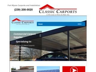 Fort Myers Carports and Installation, - , FL, Fort Myers