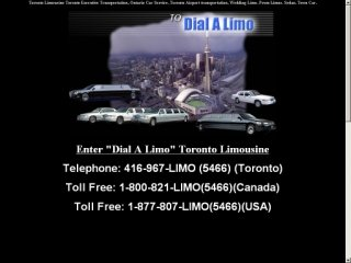 GLOBAL-ALLIANCE-LIMOUSINE .COM , ON, Toronto