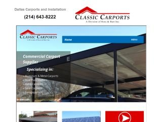 Dallas Carports and Installation, - , TX, Frisco