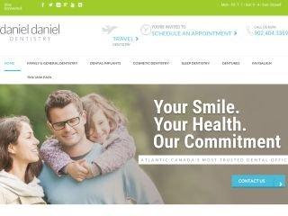 Daniel Daniel Dentistry, 6417 Lady Hammond Rd , NS, Halifax