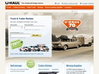 U-Haul Co Ltd, 2700 Royal Windsor Dr , ON, Mississauga