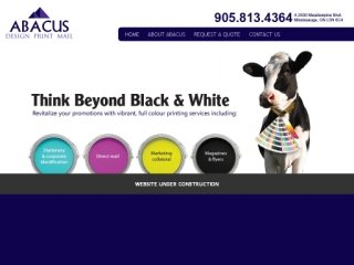 Abacus Design Print Mail, 2500 Meadowpine BLVD , Unit 4, ON, Mississauga