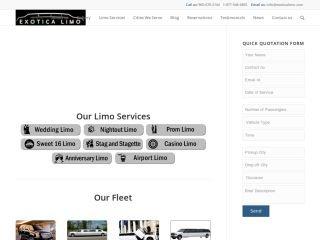 Exotica Limousine Services, 31 Melanie Drive , Unit # 11, ON, Brampton
