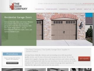 The Door Company Ottawa Showroom, 9236 Castor Rd , ON, Metcalfe