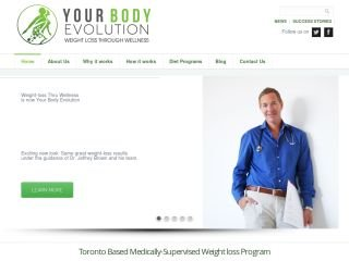 Dr. Jeffrey Brown/ Yor Body Evolution, 10 Disera Drive , 220, ON, Thornhill