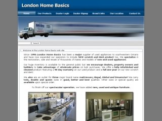 London Home Basics, 1255 Brydges St  , ON, London