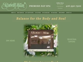 Elizabeth Milan Spa, 100 Front Street W. , Avenue of Shops, ON, Toronto