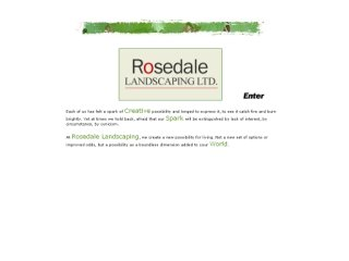 Rosedale Landscaping Ltd, 216 Cleveland Street , ON, Toronto