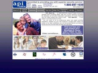 A.P.I. Alarm Inc., 204-3657 Roblin Blvd. , MB, Winnipeg