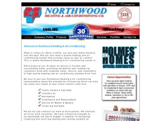 Northwood Heating & Air Conditioning, 1320 Midway Blvd #17 , ON, Mississauga