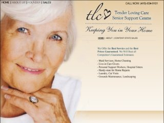 TLC Senior Support Services, 61 Frost Street , ON, Etobicoke