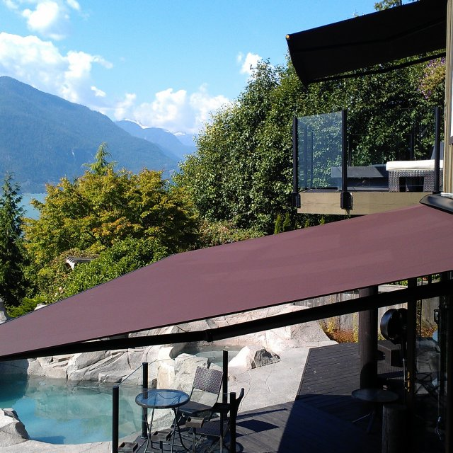 Awnings by Rolltec | Concord | Awnings.ca