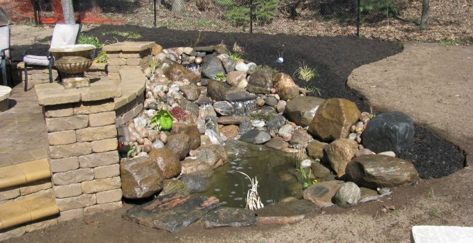 Sticks stones landscaping barrie on who we are for Sticks and stones landscaping